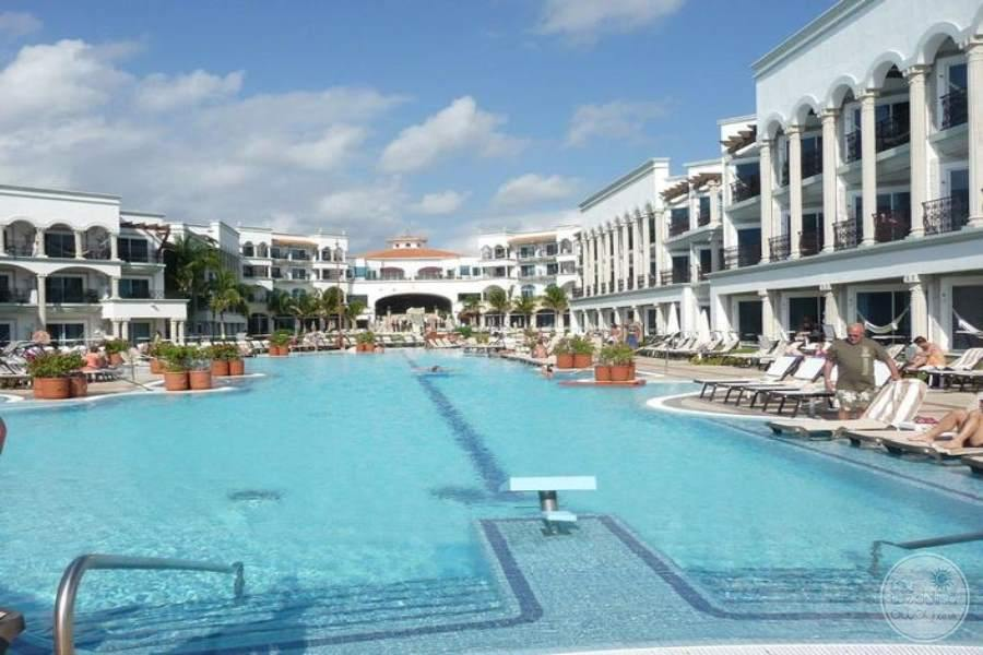 Royal Playa del Carmen Main Pool