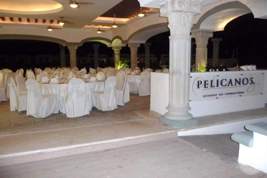 Royal Playa del Carmen Wedding Reception
