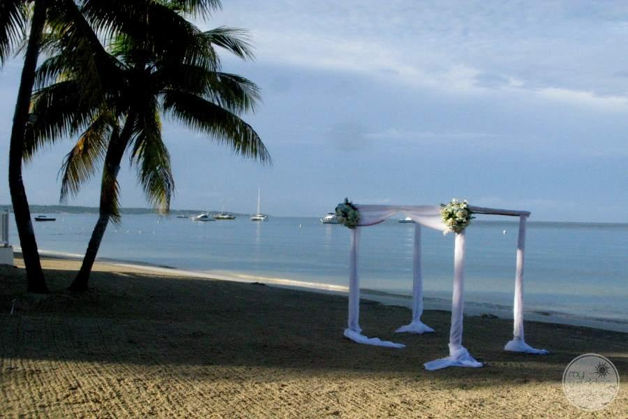 Sandals Negril Beach Wedding