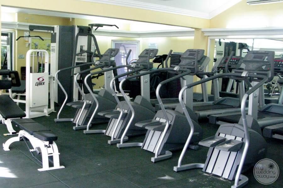 Sandals Negril Fitness Club