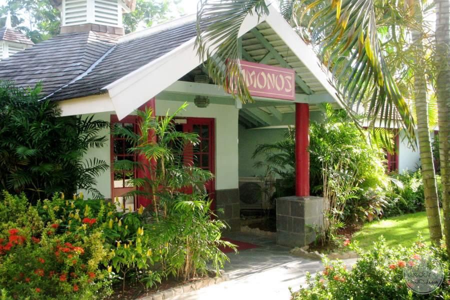 Sandals Negril Restaurant