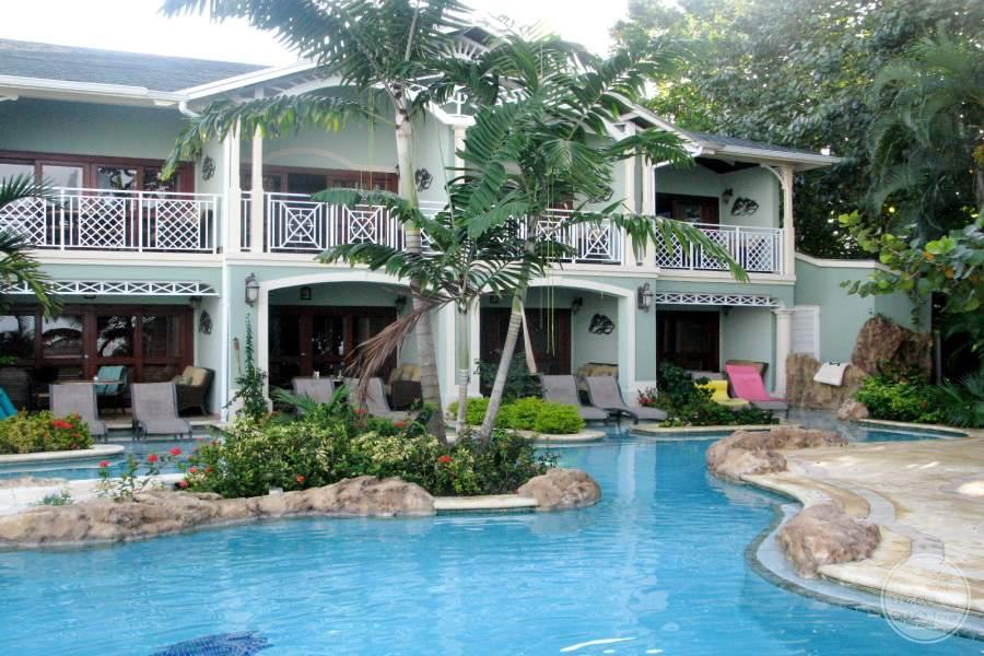Sandals Negril Rooms Pool