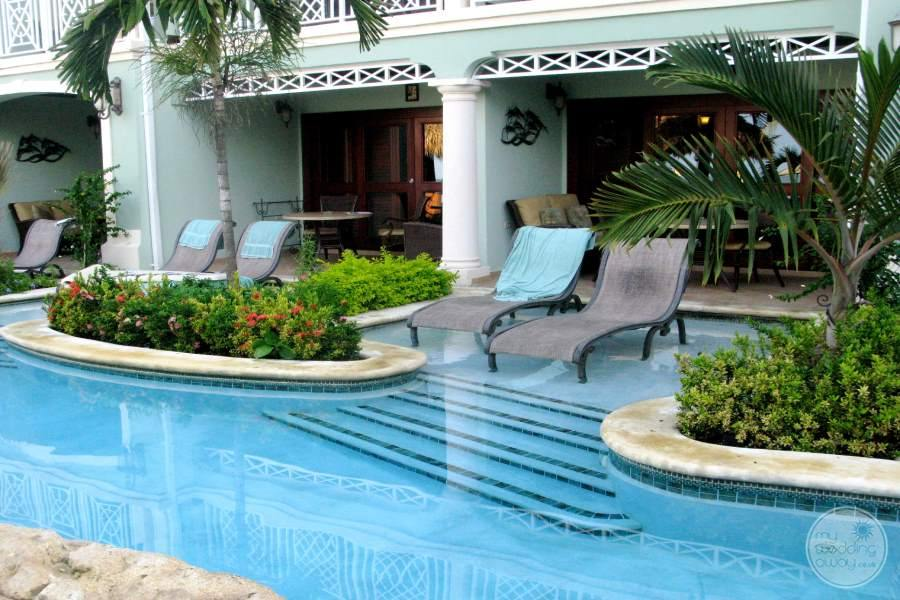 Sandals Negril Swim out Rooms 2