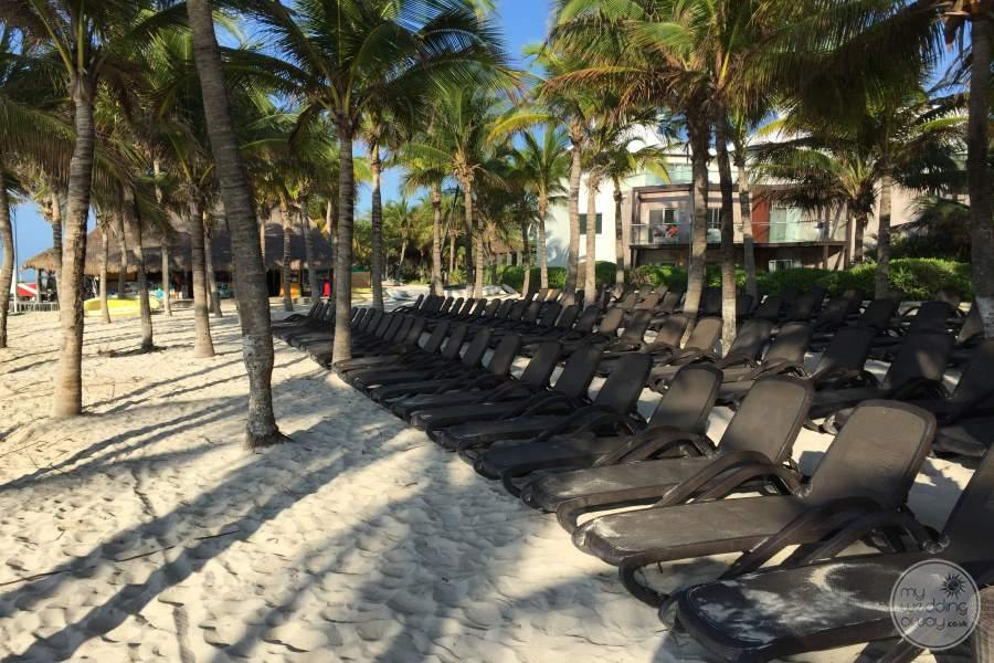 Sandos Caracol Lounge Chairs