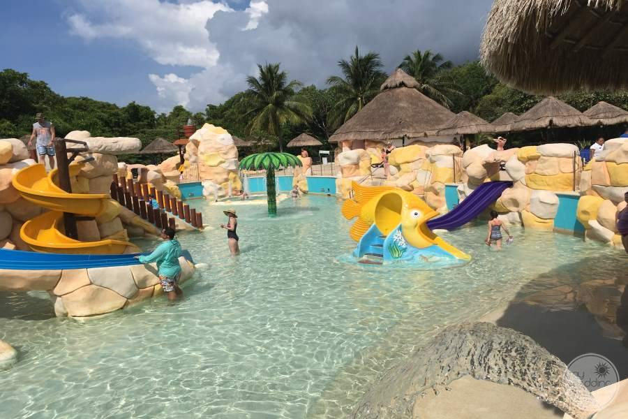 Sandos Caracol Kids Waterslide