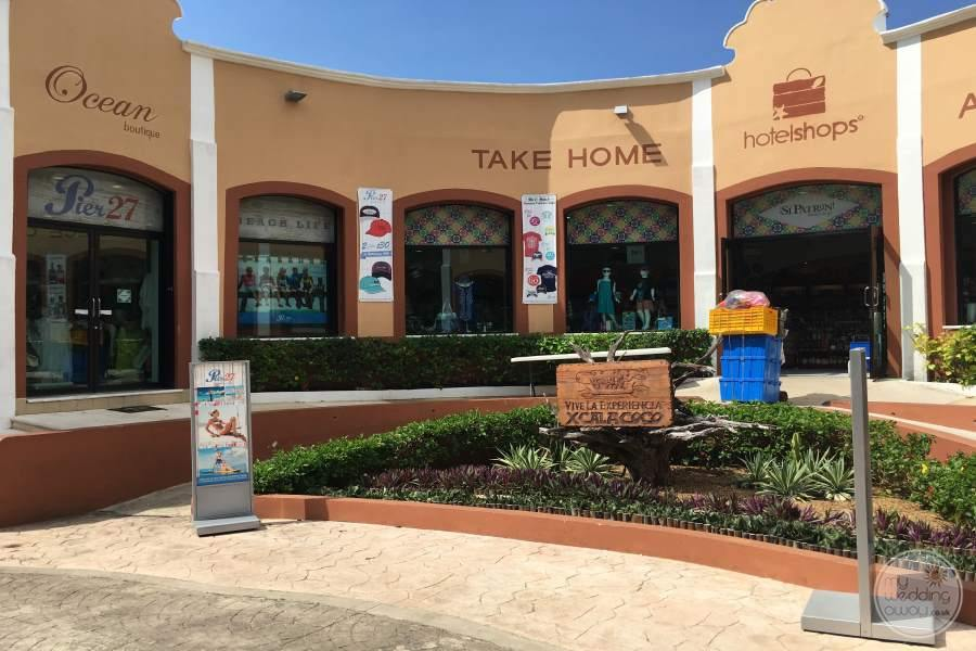 Sandos Caracol Shops