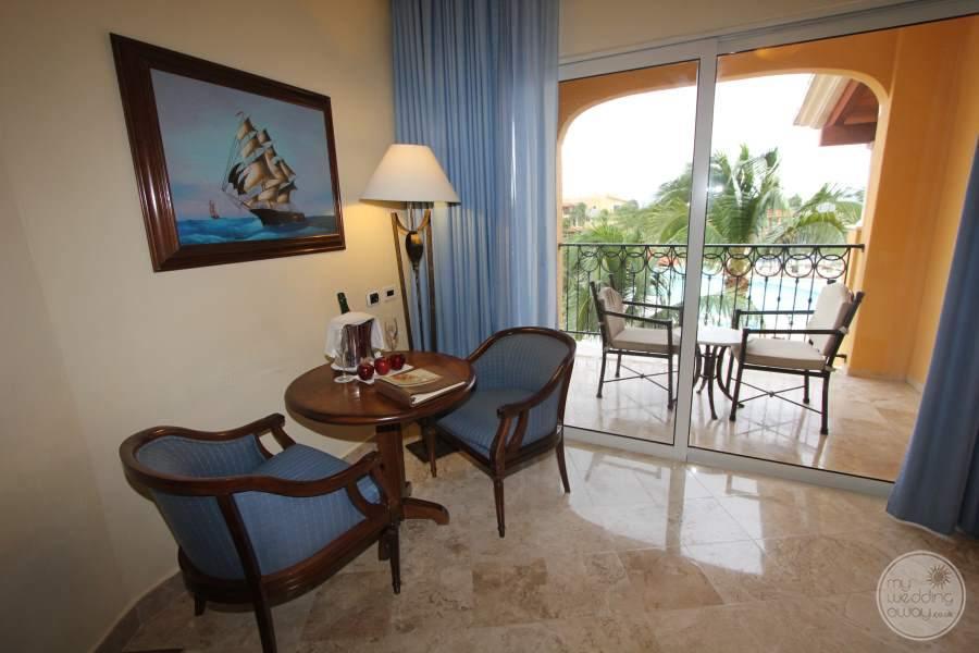 Secrets Maroma Room Balcony