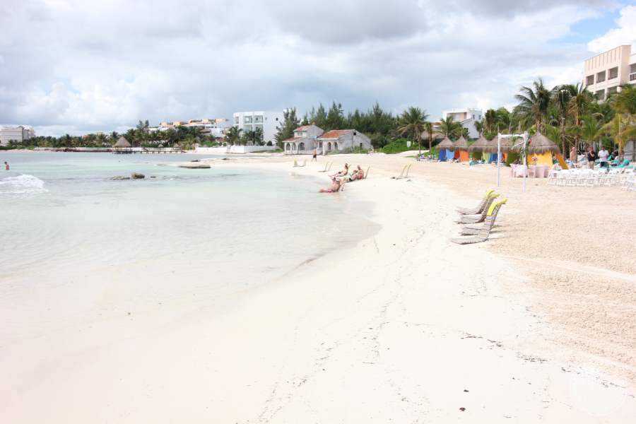 Secrets Maroma Sandy Beach
