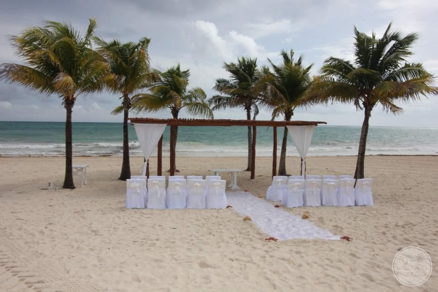 Secrets Maroma Beach Wedding