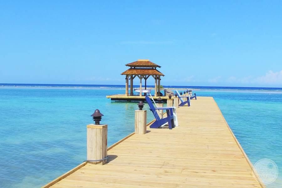 Zoetry Montego Bay Pier and Gazebo