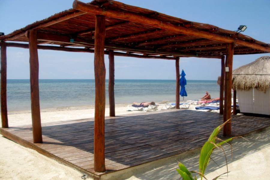 Azul Sensatori Beach Gazebo 3
