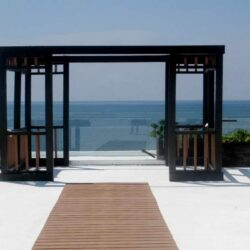 Azul Sensatori Terrace Wedding Gazebo
