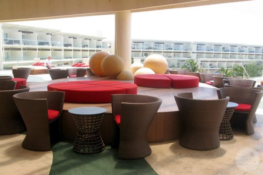 Azul Sensatori Lounge Area