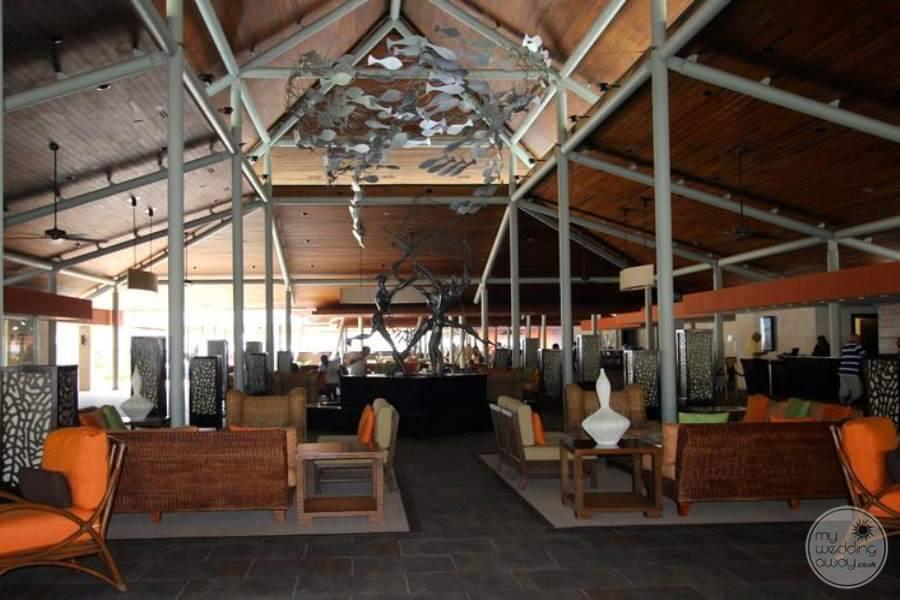 Barcelo Bavaro Beach Lobby