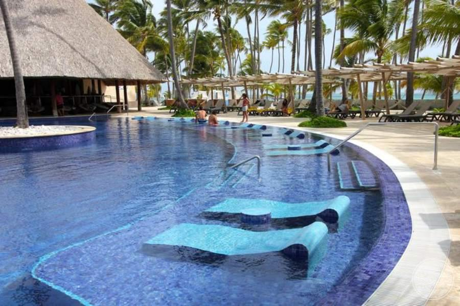 Barcelo Bavaro Beach Pool Lounge