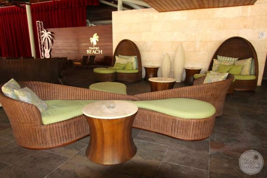 Barcelo Bavaro Beach Theatre Lounge