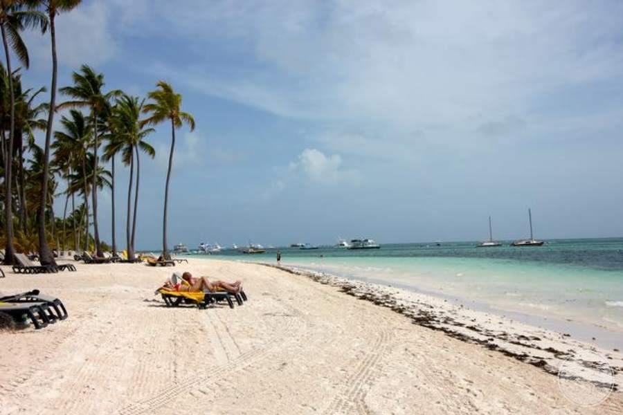 Barcelo Bavaro Beach View of Beach