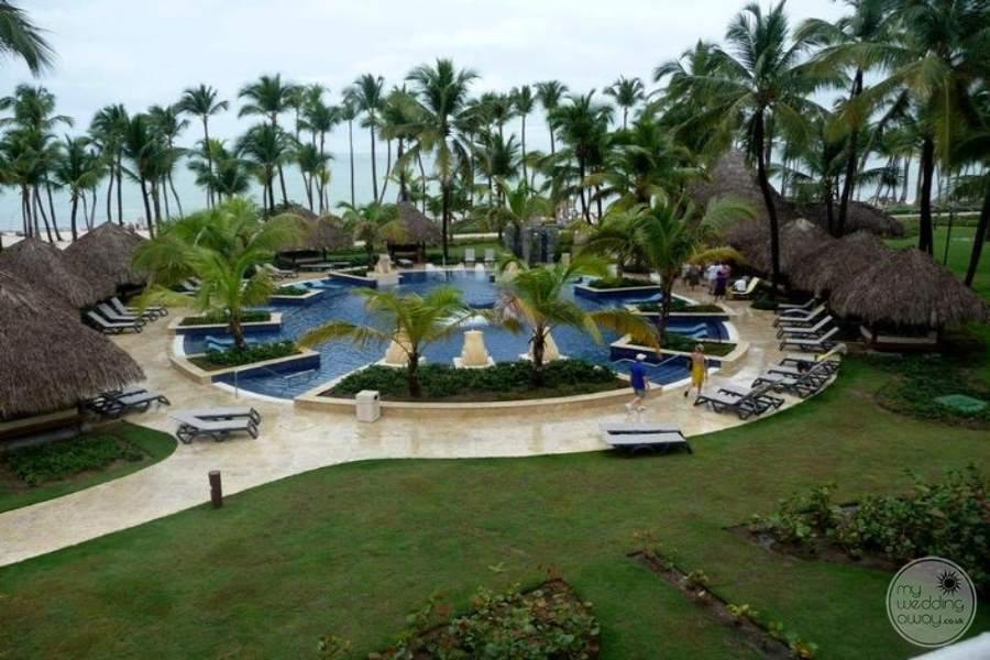 Barcelo Bavaro Palace Deluxe Adult Pool