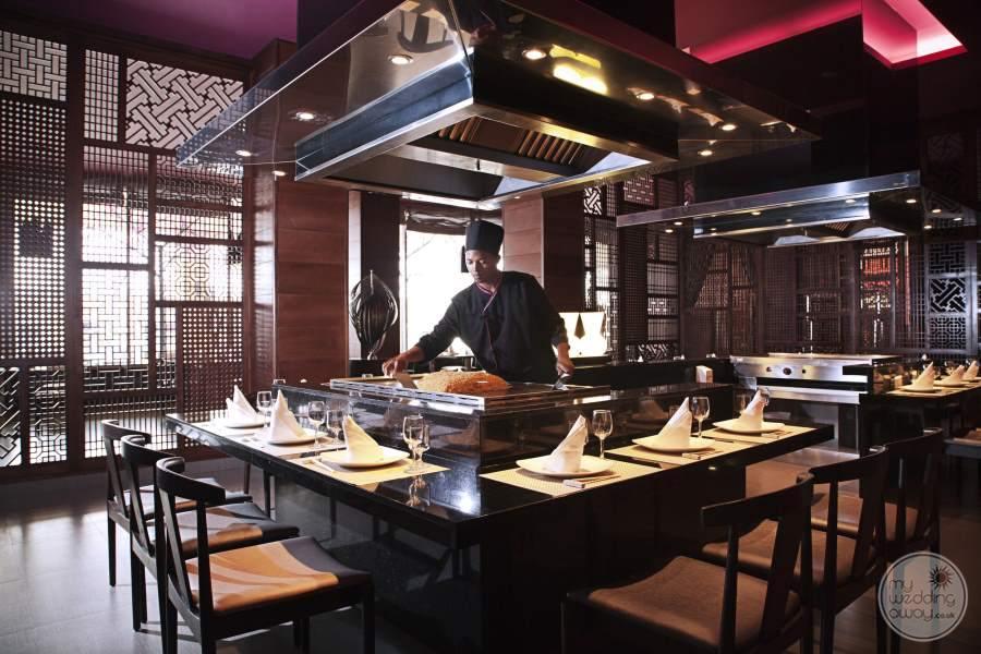 Barcelo Bavaro Palace Deluxe Asian Restaurant