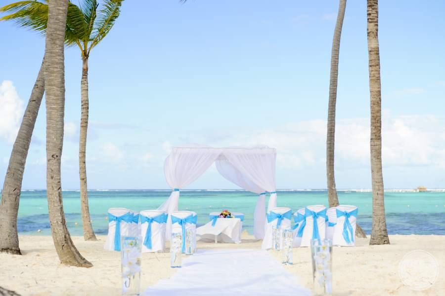 Barcelo Bavaro Palace Deluxe Beach Wedding