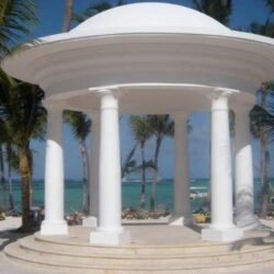 Barcelo Bavaro Palace Deluxe Wedding Gazebo Venue