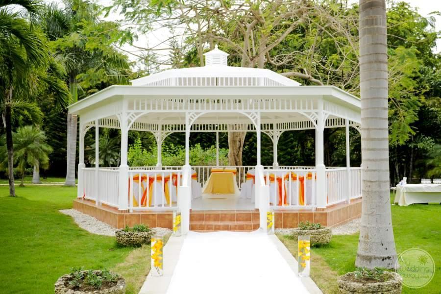 Barcelo Bavaro Palace Deluxe Garden Gazebo