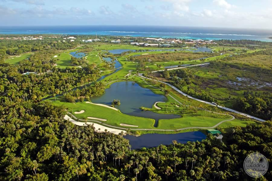 Barcelo Bavaro Palace Deluxe Golf