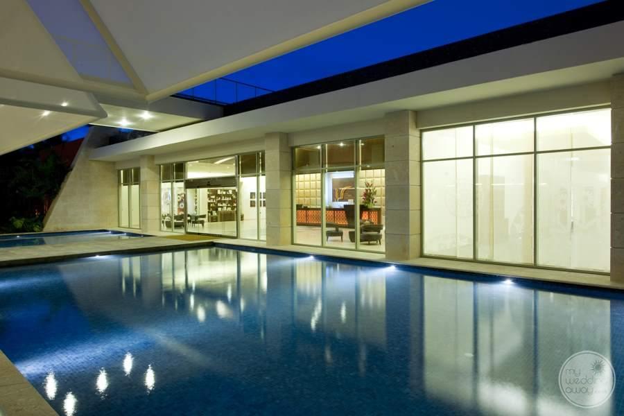 Barcelo Bavaro Palace Deluxe Indoor Pool