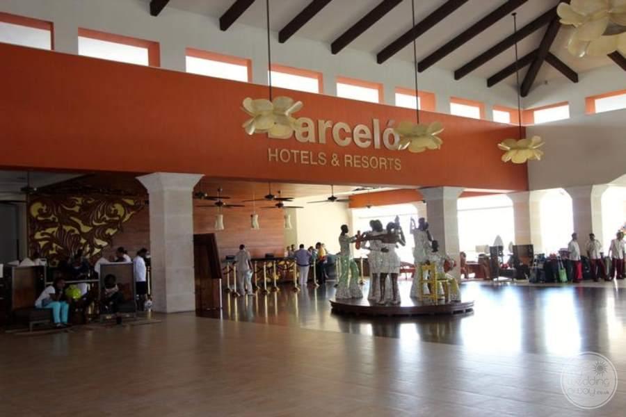 Barcelo Bavaro Palace Deluxe Lobby 2