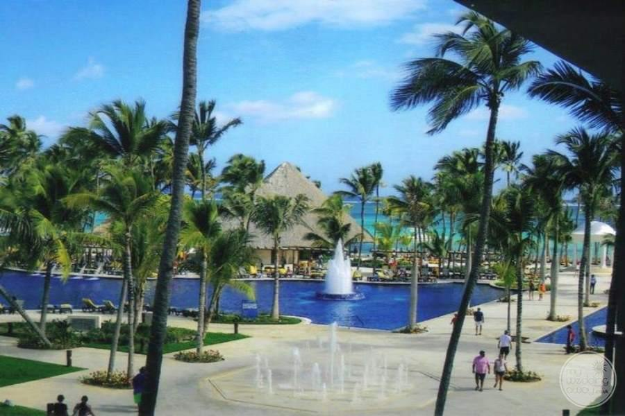 Barcelo Bavaro Palace Deluxe Main Pool 2