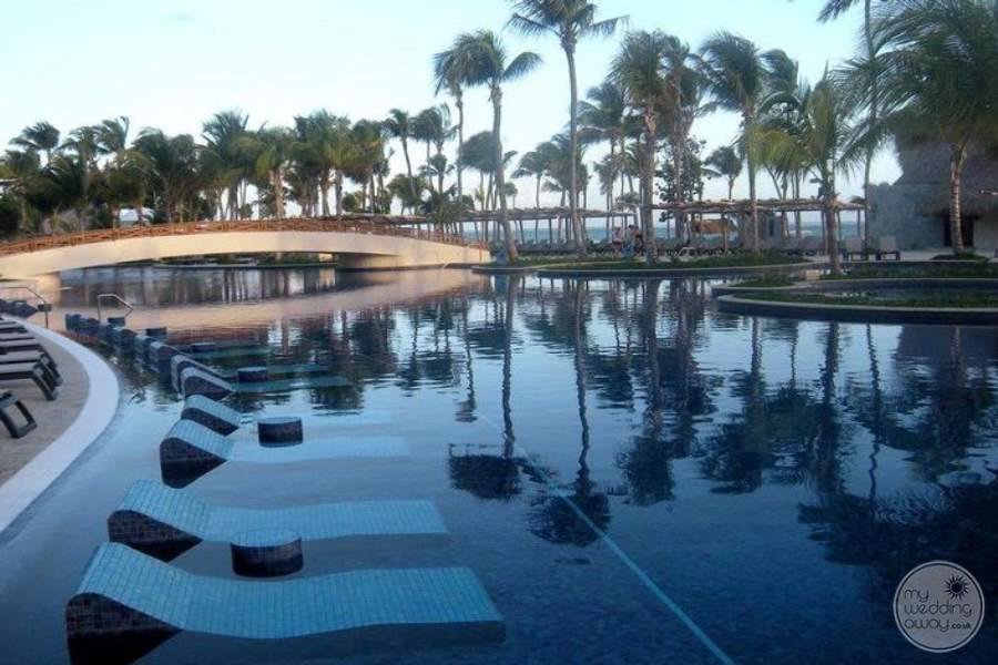Barcelo Bavaro Palace Deluxe Main Pool