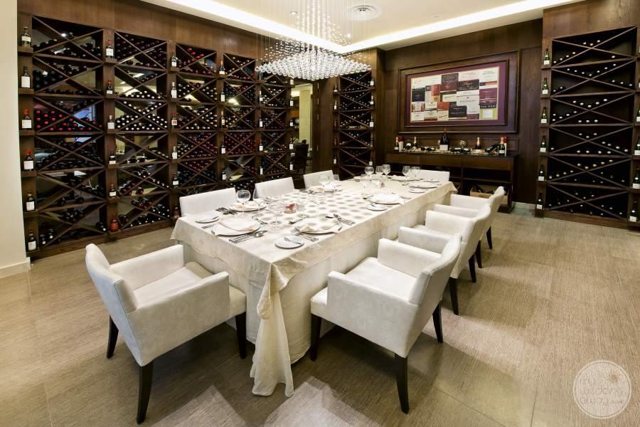 Barcelo Bavaro Palace Deluxe Premium Wine