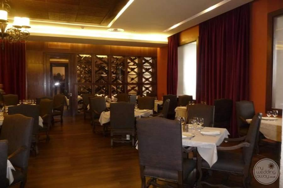 Barcelo Bavaro Palace Deluxe Restaurant 5