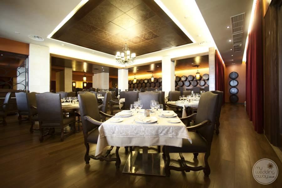 Barcelo Bavaro Palace Deluxe Restaurant