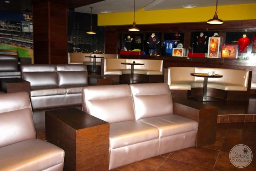 Barcelo Bavaro Palace Deluxe Sports Bar