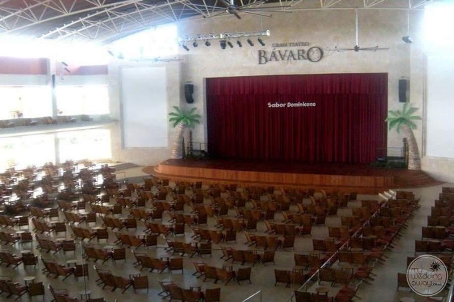 Barcelo Bavaro Palace Deluxe Theatre