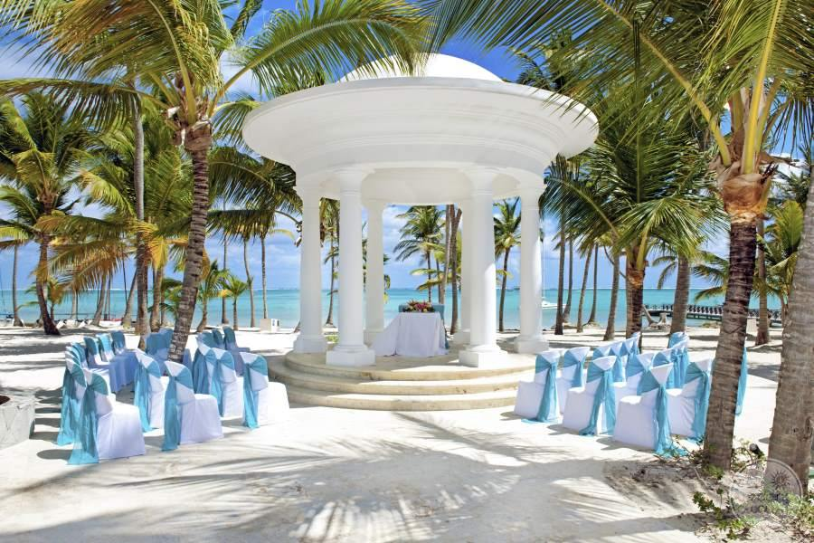 Barcelo Bavaro Palace Deluxe Wedding Gazebo