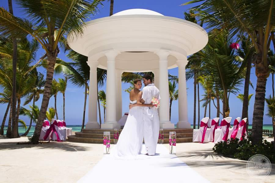 Barcelo Bavaro Palace Deluxe Wedding