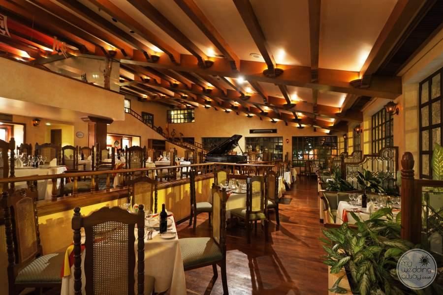 Barcelo Huatulco Dining