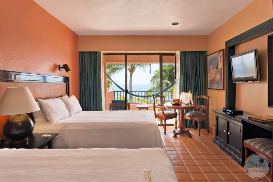 Barcelo Huatulco Double Room