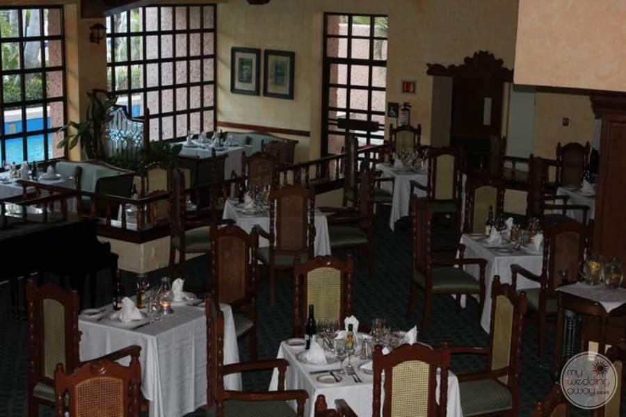 Barcelo Huatulco Fine Dining