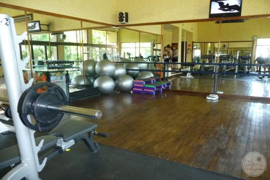 Barcelo Huatulco Fitness Area
