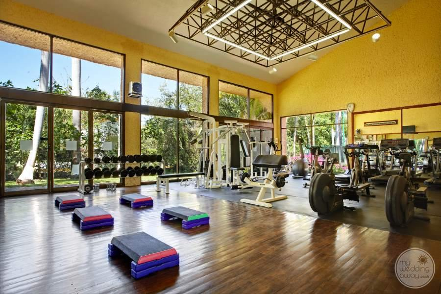 Barcelo Huatulco Fitness Club