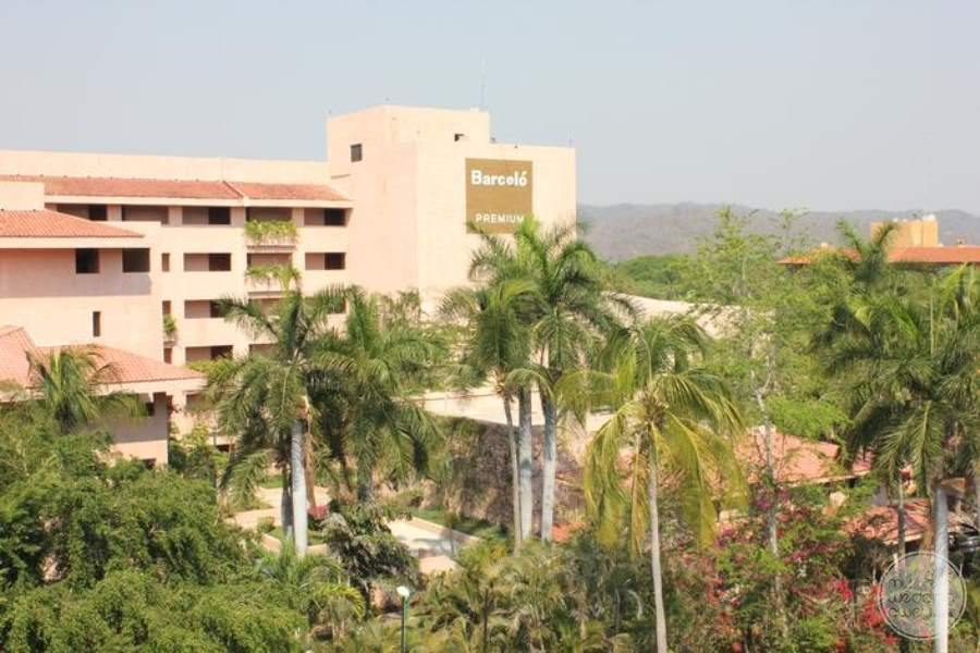 Barcelo Huatulco Resort View