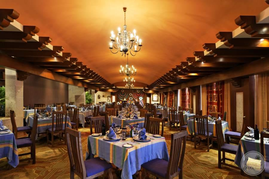 Barcelo Huatulco Kids Restaurant