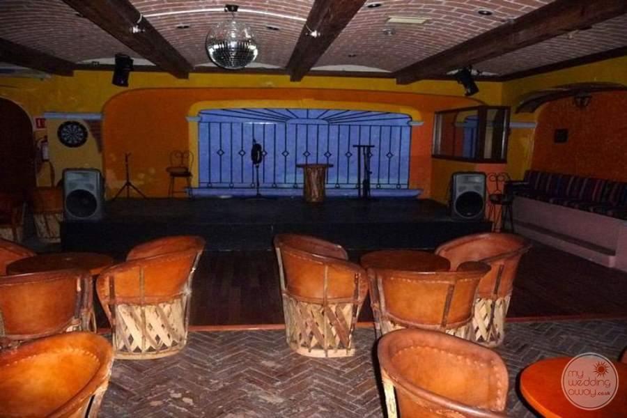 Barcelo Huatulco Theatre