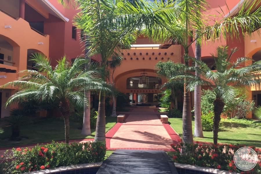 Barcelo Maya Colonial Walkway 3