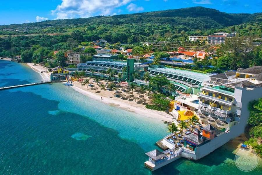 Beaches Ocho Rios Aerial View