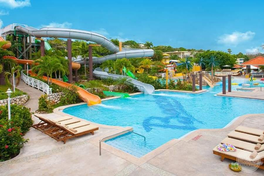 Beaches Ocho Rios Waterslides