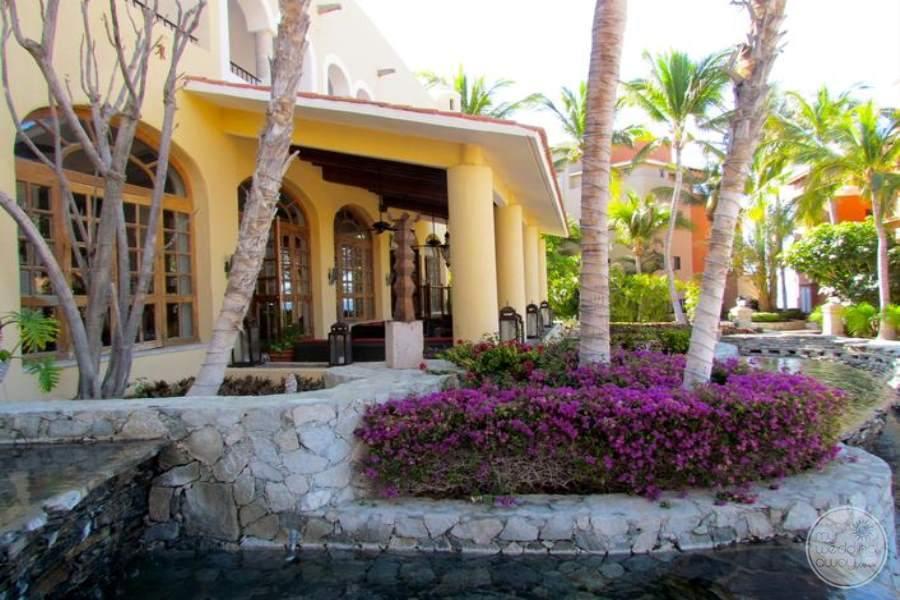 Casa del Mar Courtyard